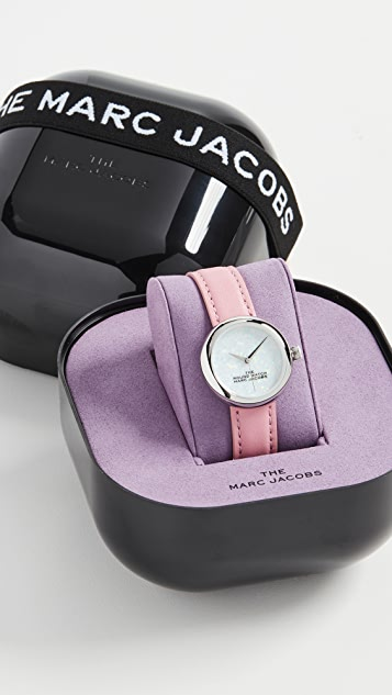 The Marc Jacobs 圆形腕表 32mm