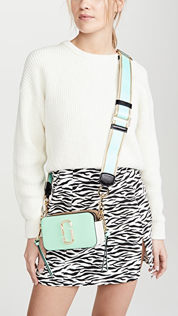 The Marc Jacobs Snapshot Crossbody Bag