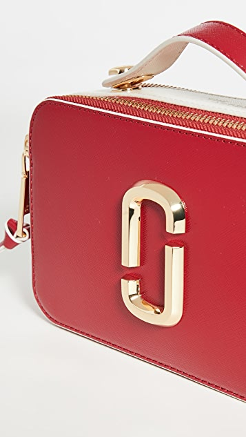The Marc Jacobs The Sure Shot Crossbody Bag