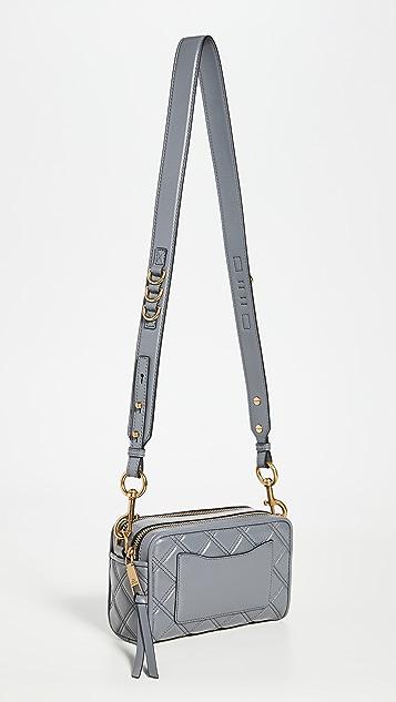 The Marc Jacobs The Soft Shot 21 Crossbody Bag