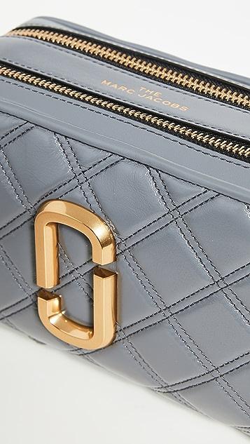 Marc Jacobs Мягкая сумка через плечо Shot 21