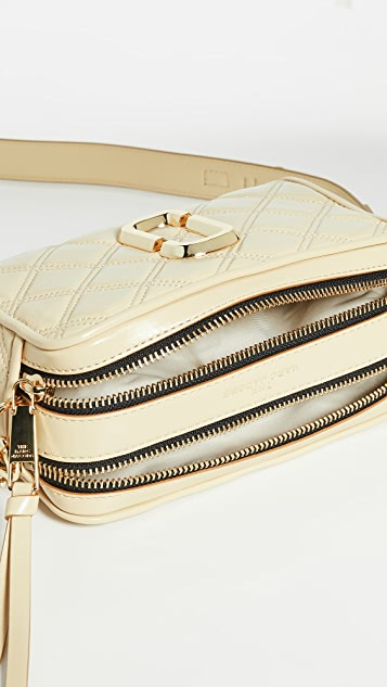 The Marc Jacobs The Soft Shot 21 Crossbody Bag
