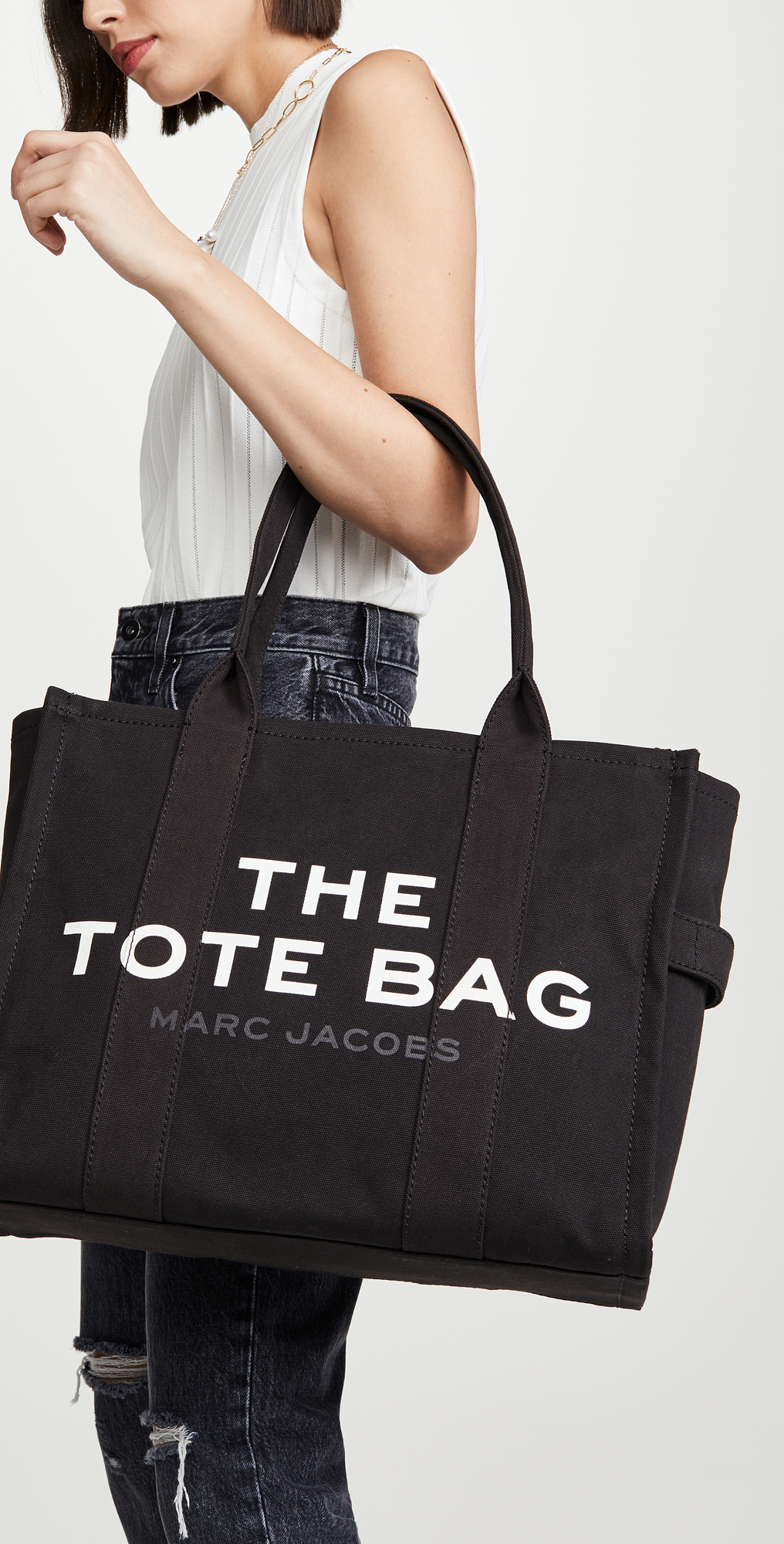 The Marc Jacobs The Large Tote Bag | SHOPBOP | New To Sale, Up to ...