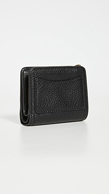 The Marc Jacobs Softshot Mini Compact Wallet