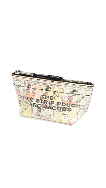 The Marc Jacobs x Peanuts Small Cosmetic Bag