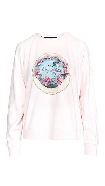 The Marc Jacobs The Shrunken Sweatshirt