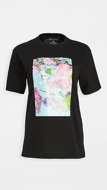 The Marc Jacobs x Maisie Cousins The T 恤