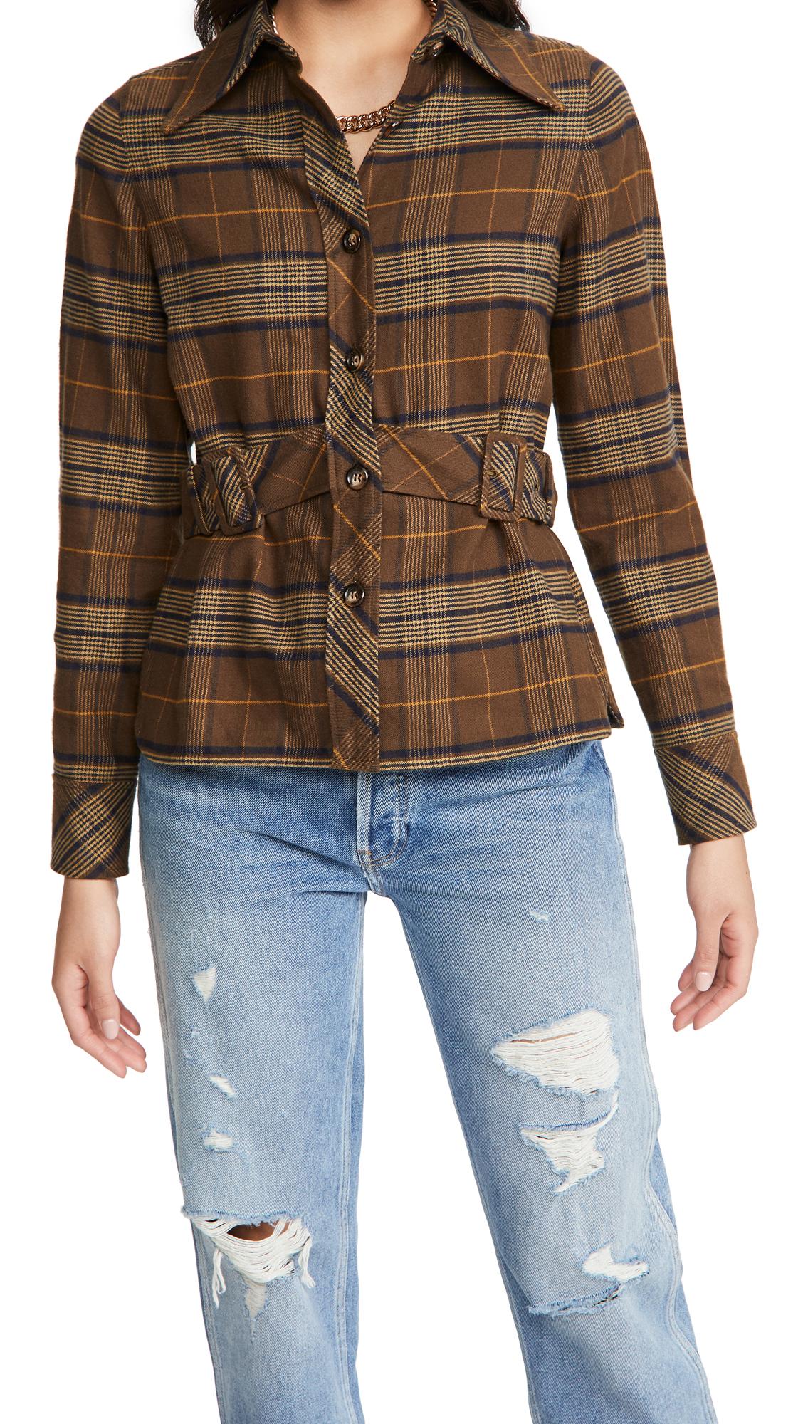 The Marc Jacobs The Plaid Shirt