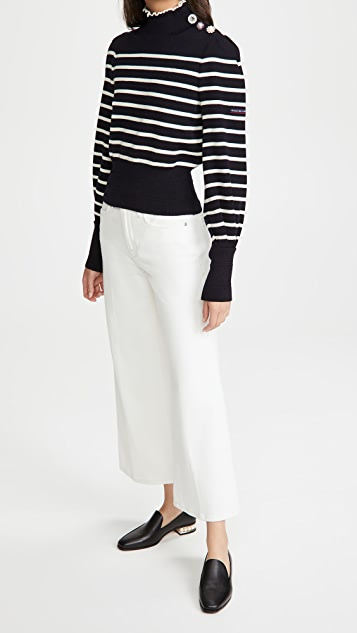 The Marc Jacobs x Armor Lux The Breton Sweater