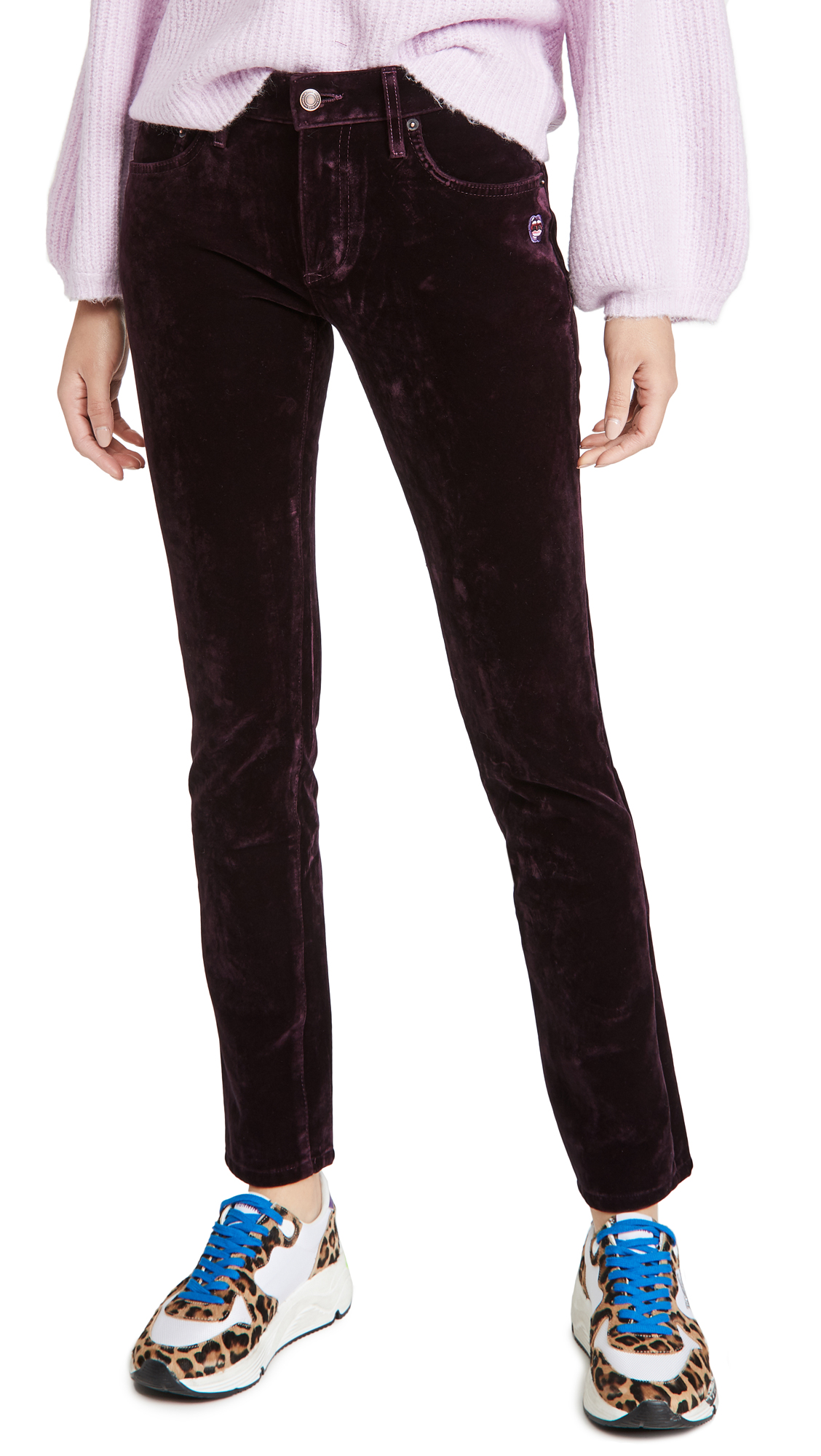 The Marc Jacobs The Ultra Skinny Jeans
