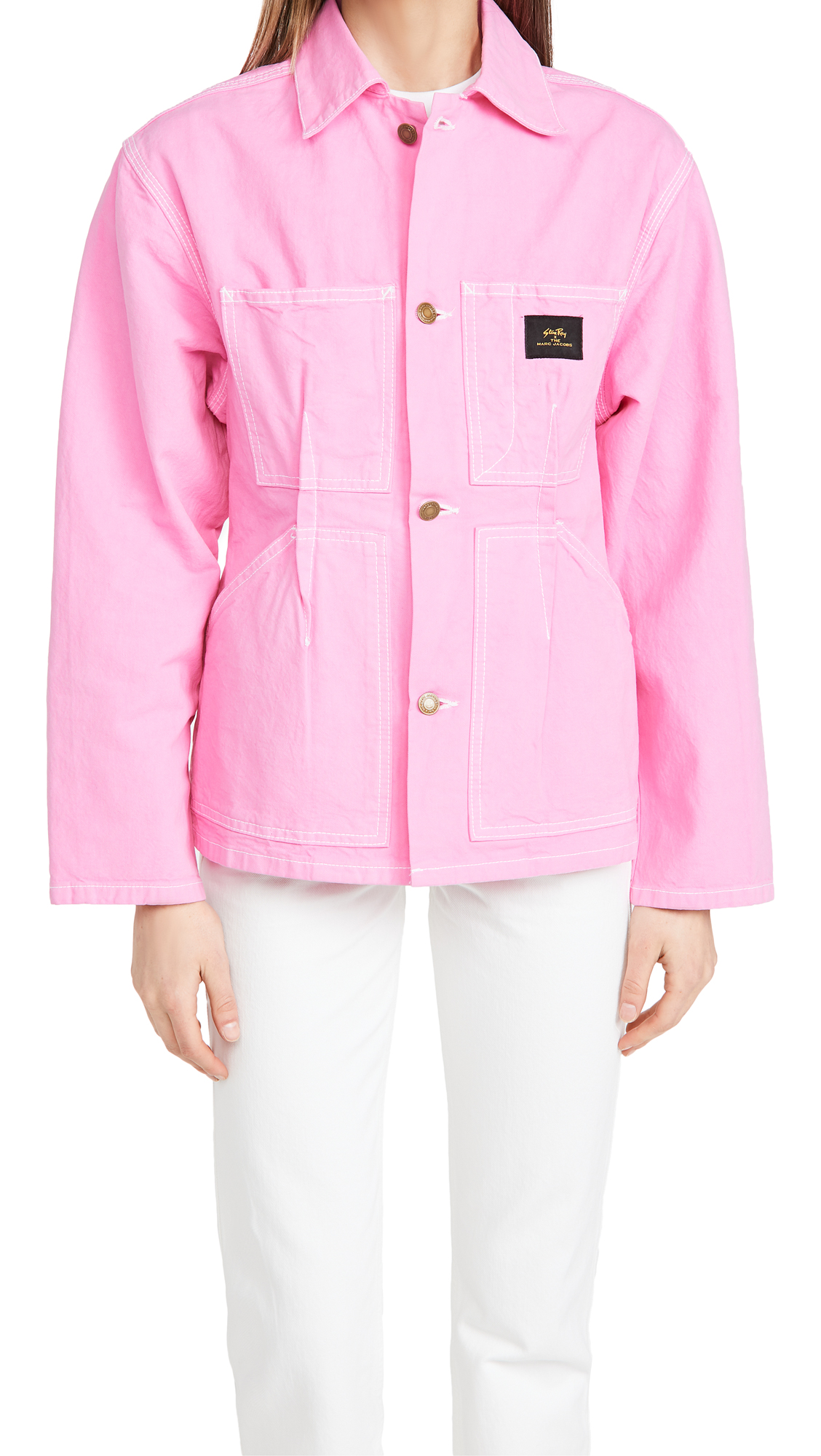 The Marc Jacobs S. Ray X Tailored Workwear Jacket