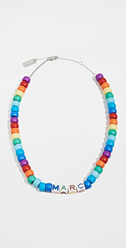 The Marc Jacobs - The Toy Blocks Beaded Necklace