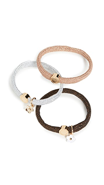 The Marc Jacobs The Hair Elastics Daisy