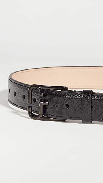 The Marc Jacobs 3cm 宽腰带