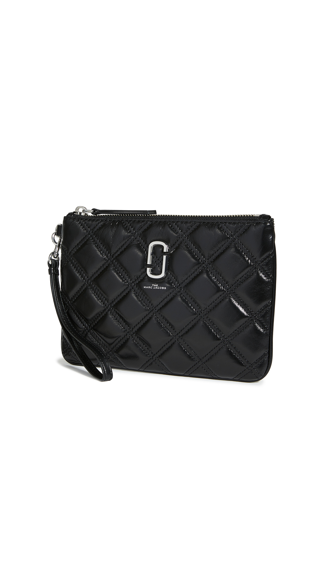 The Marc Jacobs Quilted Wristlet