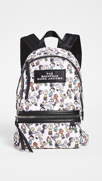 The Marc Jacobs x Peanuts 中号双肩包