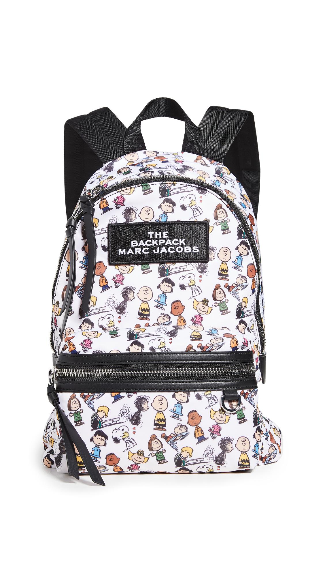The Marc Jacobs x Peanuts Medium Backpack