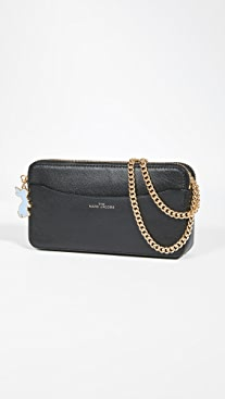 The Marc Jacobs Continental Chain Wallet