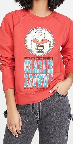 The Marc Jacobs - x Peanuts  The Sweatshirt