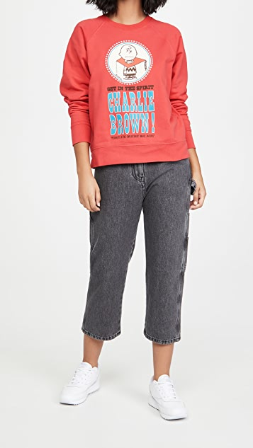 The Marc Jacobs x Peanuts  The Sweatshirt