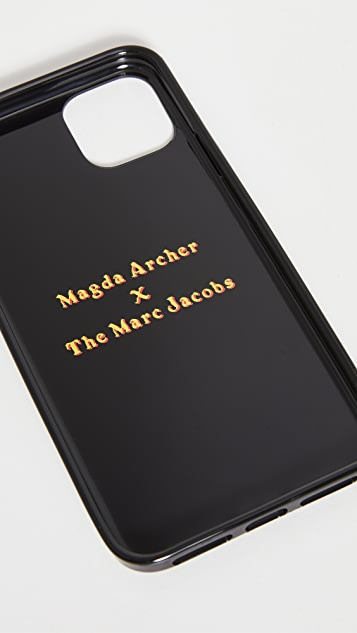 The Marc Jacobs x Magda Archer iPhone 11 Pro Max