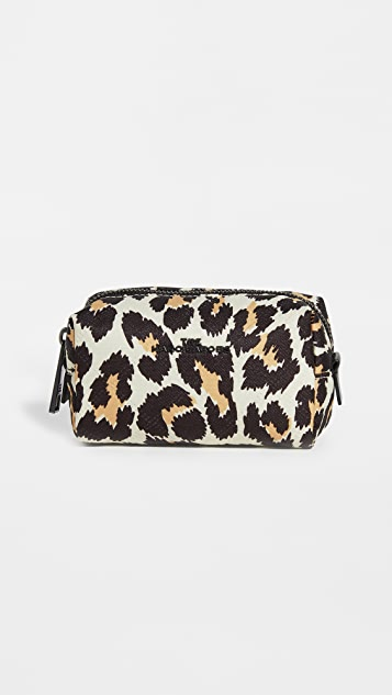 The Marc Jacobs Triangle Pouch Small Cosmetic Case