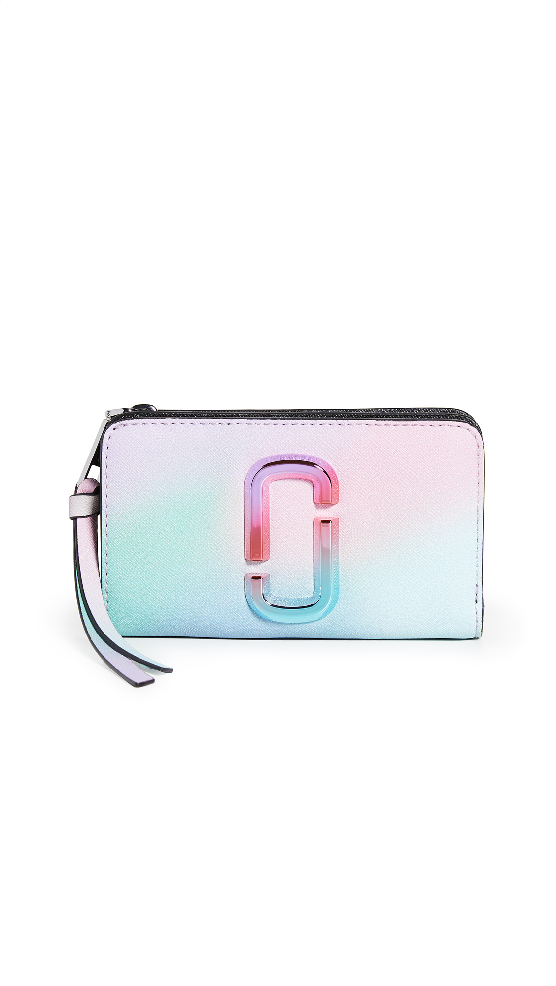 The Marc Jacobs Snapshot Airbrushed Compact Wallet