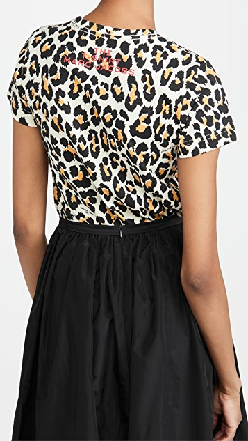 The Marc Jacobs The Leopard T-Shirt