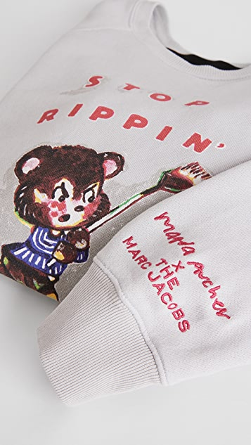 The Marc Jacobs x Magda Archer The Magda 运动衫