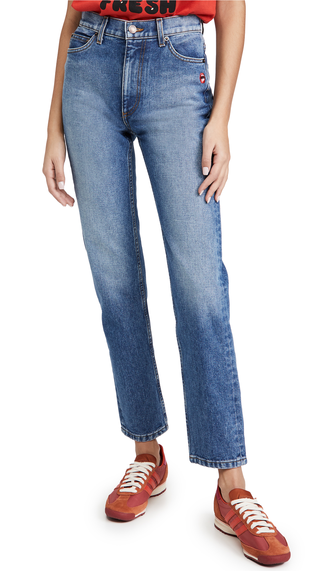 The Marc Jacobs The 5 Pocket Jeans