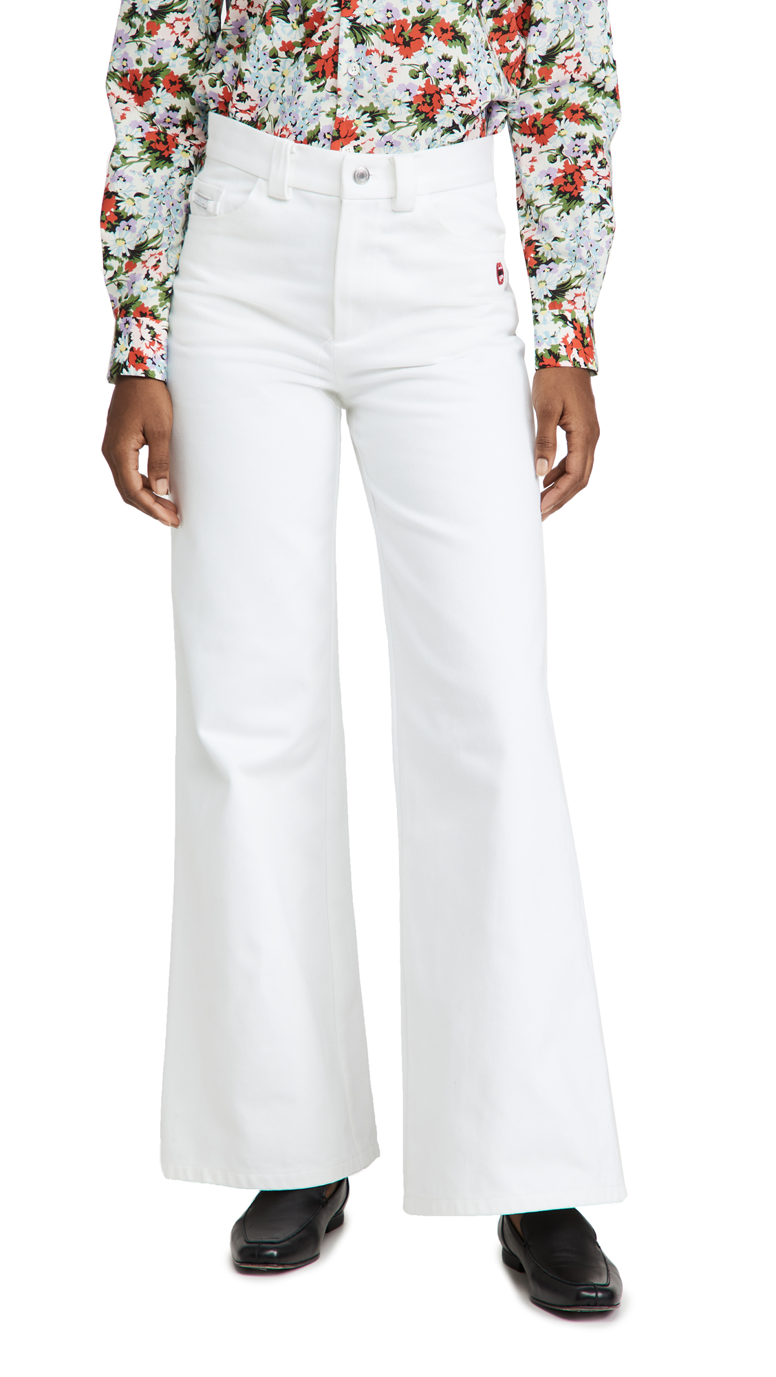 The Marc Jacobs The Flared Jeans