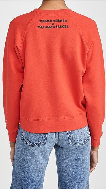 The Marc Jacobs The Magda Sweatshirt