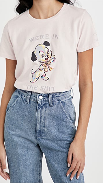 The Marc Jacobs x Magda Archer The Magda T-shirt