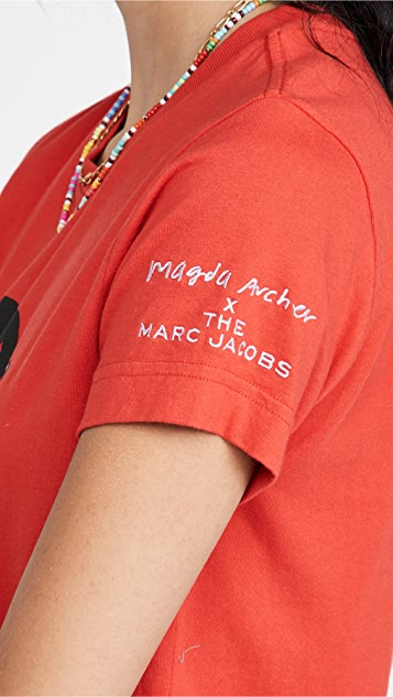 The Marc Jacobs x Magda Archer The Magda T 恤