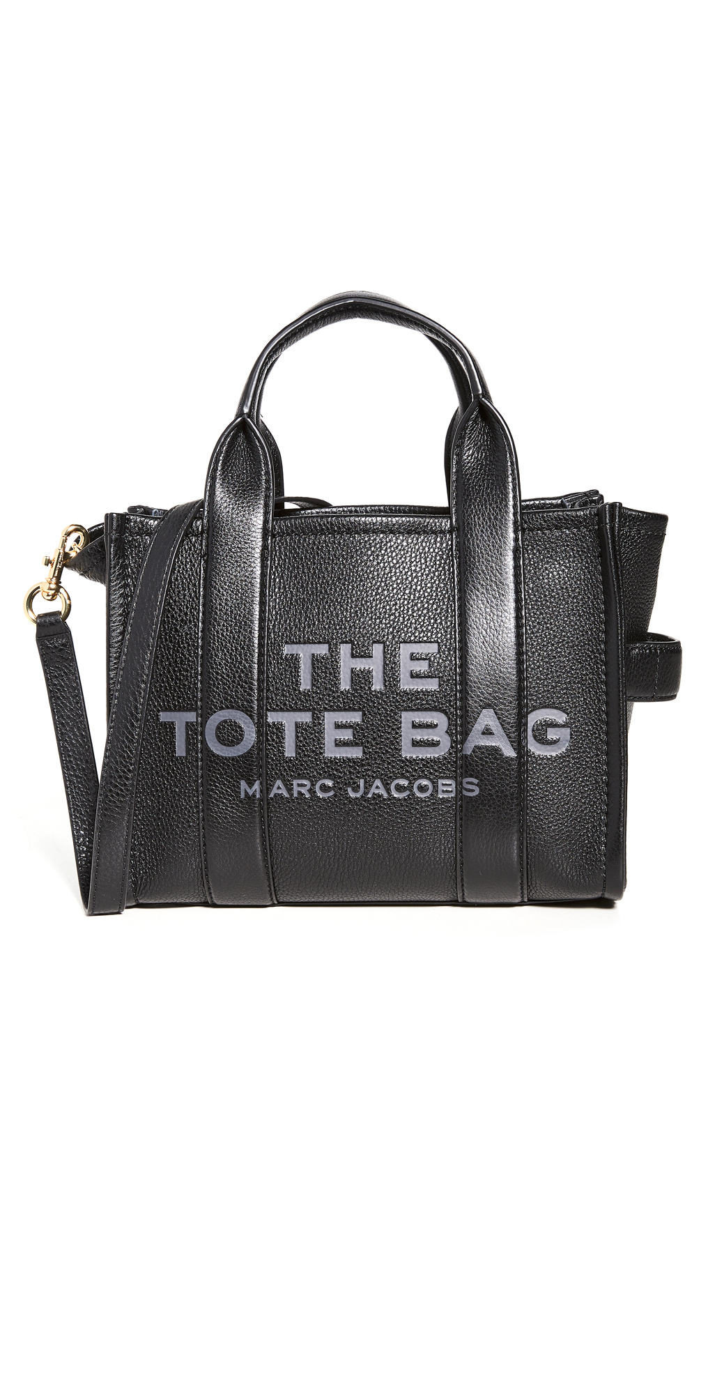 The Marc Jacobs Leathers MINI TRAVELER TOTE