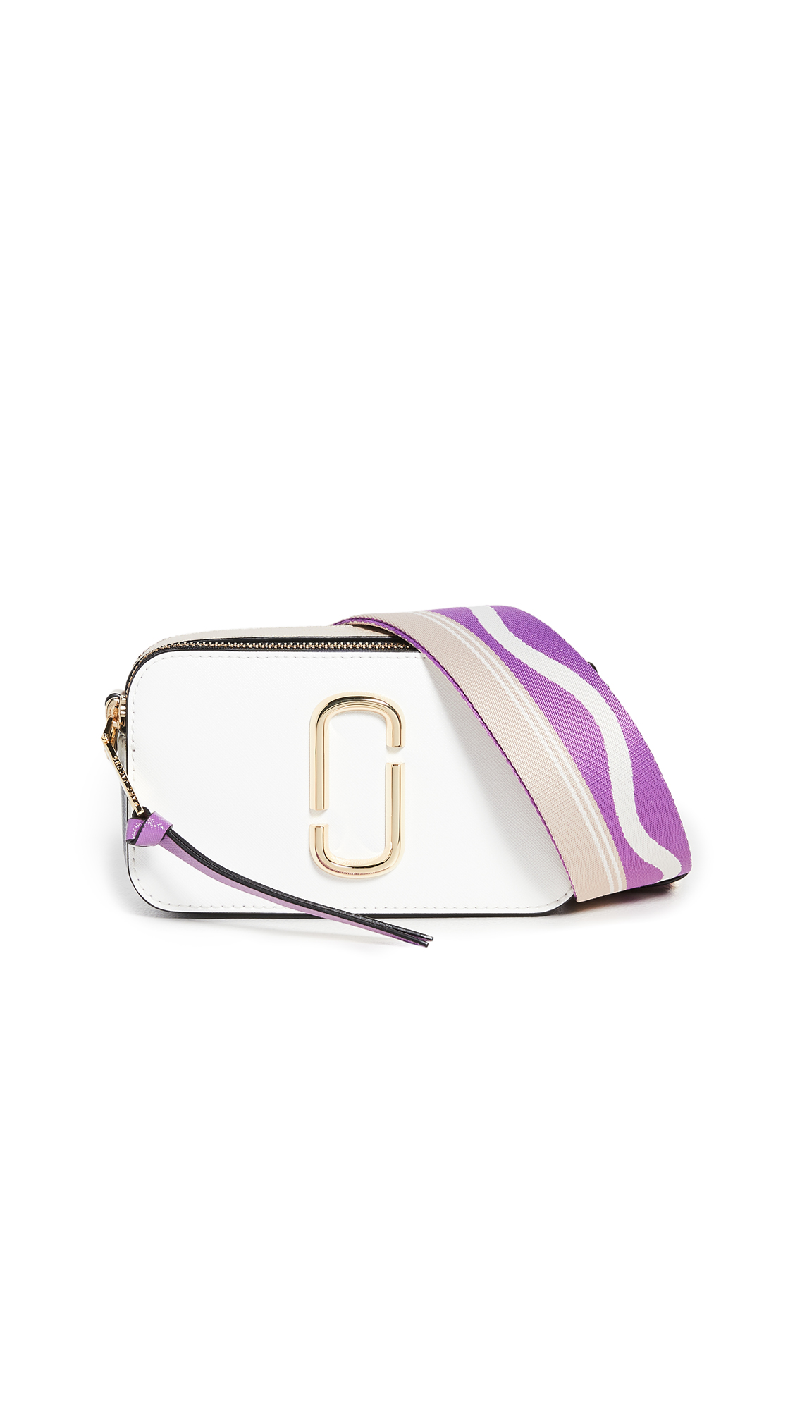 The Marc Jacobs Leathers SNAPSHOT CAMERA BAG