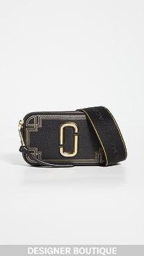 마크 제이콥스 Marc Jacobs Snapshot Bag,Black Multi