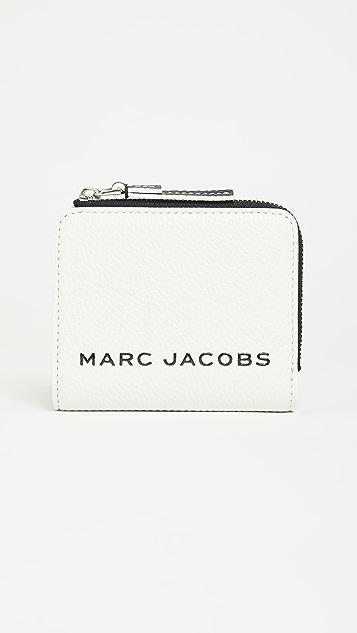 The Marc Jacobs 紧凑小号拉链钱包