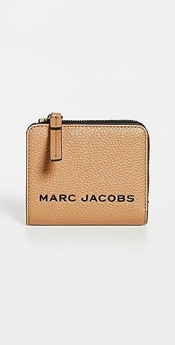 The Marc Jacobs - 紧凑小号拉链钱包