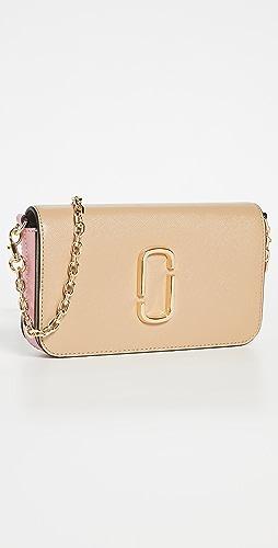 The Marc Jacobs - Snapshot Crossbody Wallet