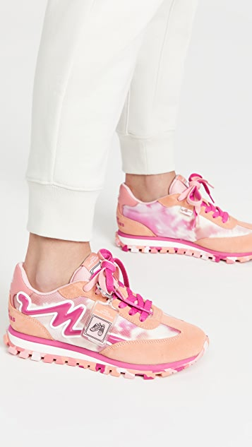 The Marc Jacobs The Tie Dye Sneakers
