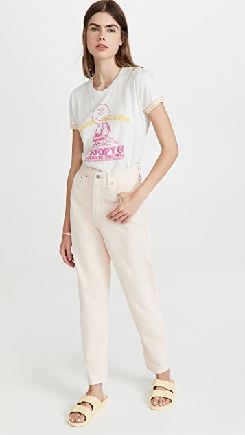 The Marc Jacobs x Peanuts Happiness Is Tee