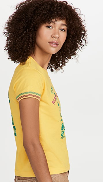 The Marc Jacobs x Peanuts I Fall In Love Tee