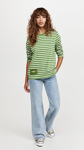 The Marc Jacobs The Striped T-Shirt