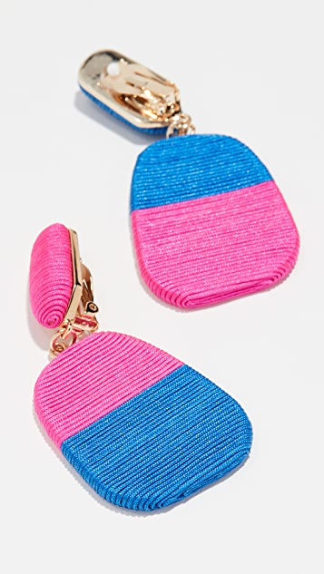 Mary Jane Small Size New Rio Earrings