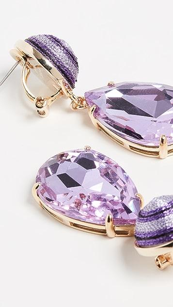 MaryJane Claverol Louis Earrings