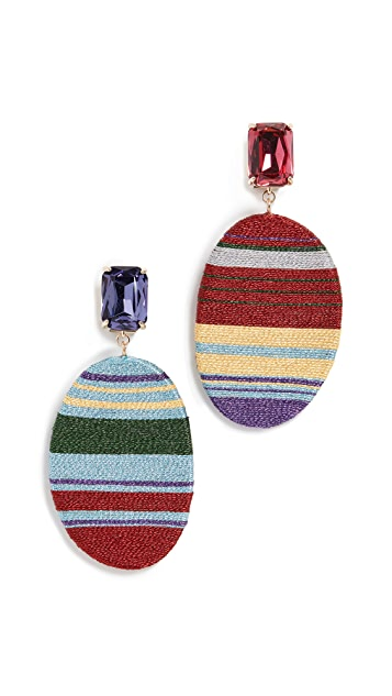 MaryJane Claverol Georgia Earrings