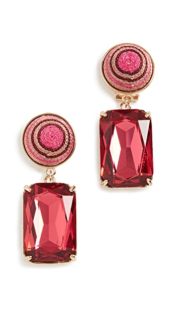 MaryJane Claverol Candy Earrings