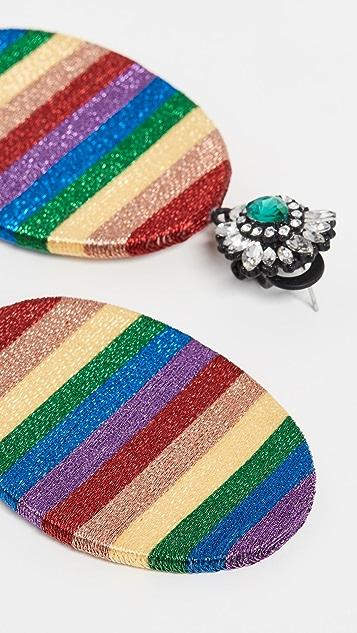 MaryJane Claverol Happy Zone Earrings