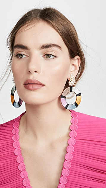 MaryJane Claverol Telma Earrings